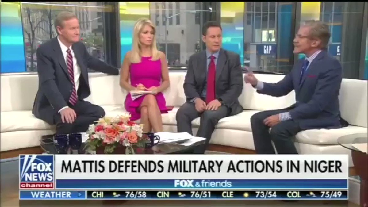 Thank you @GeraldoRivera @FoxandFriends. Agree! https://t.co/8cZLdAbgzw