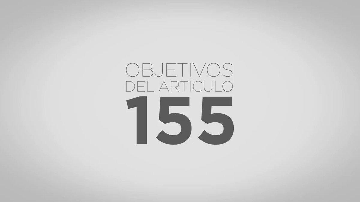 🔴 [ V I D E O ] ¿Qué pretende el artículo #155? #Objetivo155
