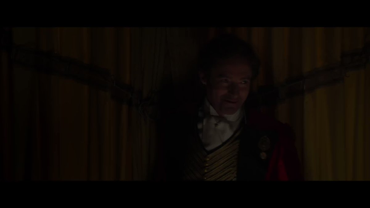 It's showtime! The new trailer for @GreatestShowman is here: https://t.co/1XLBmib30e https://t.co/Cy5ZPzv5jU