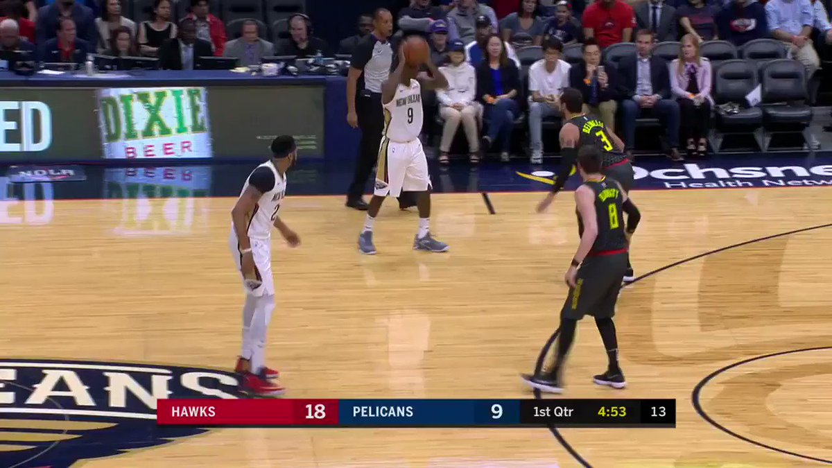 Rajon Rondo is on the board for @PelicansNBA! https://t.co/y7Qr9KORE2