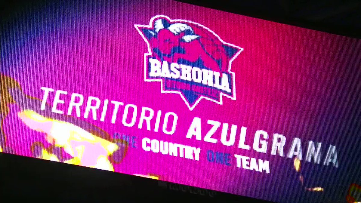 Ready to continue! Thanks to a baskonia