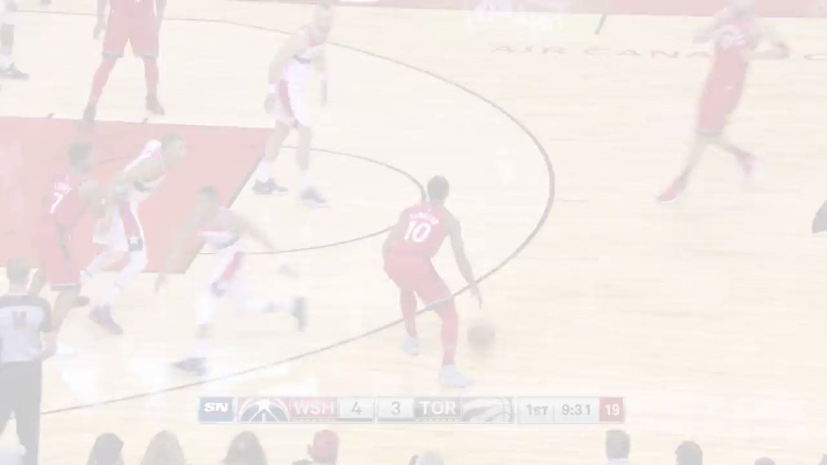 DeMar DeRozan (33p, 8r, 6a, W) and Bradley Beal (27p, 4r) duel in Toronto! https://t.co/doPRleKhOm