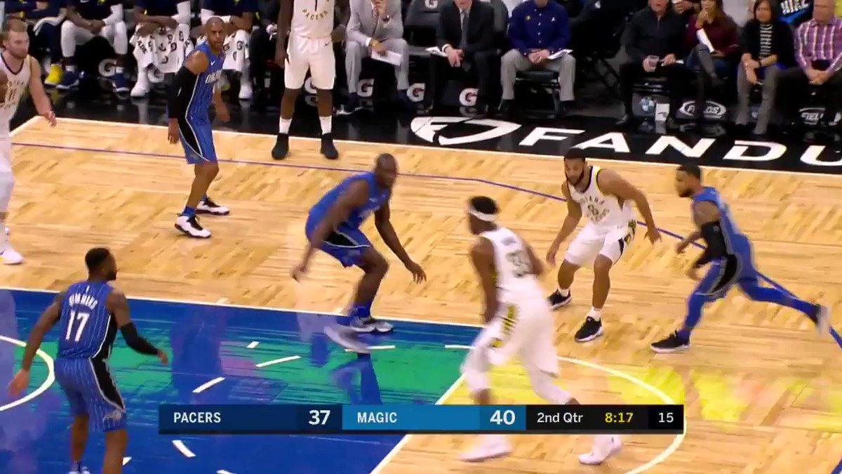 #PureMagic on @NBATV! https://t.co/nlyZtEe6z9