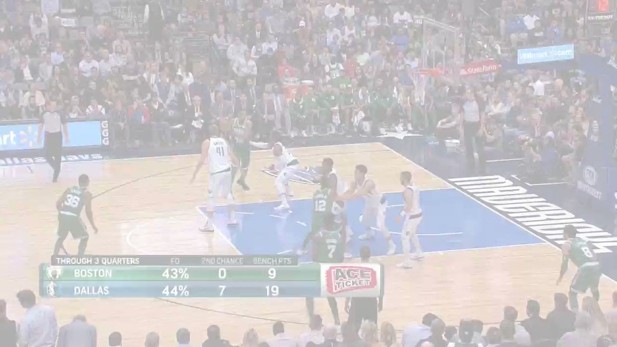 The @Celtics rally from 13 down for 16th straight W! #Celtics https://t.co/oIyReOPcrI