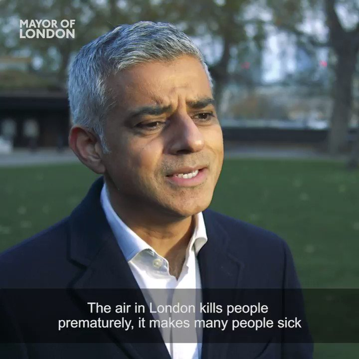 The Government's plans to clean up our polluted air are totally inadequate. #Budget2017 #CleanAir https://t.co/LgE6o4HaDb