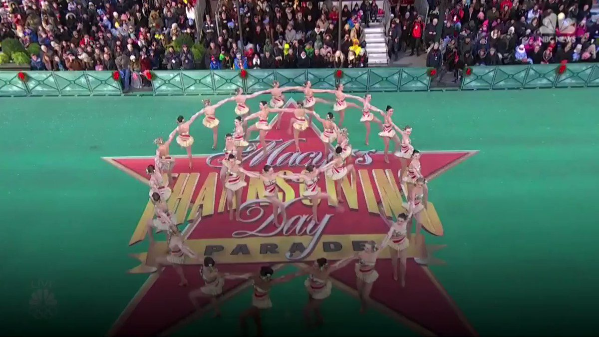 Millions of people turned out to watch the 91st Macy's Thanksgiving Day Parade amid heightened security in New York.