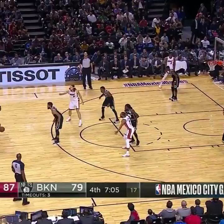.@KellyOlynyk with the fake of his career? �� https://t.co/NplOxJiEwP