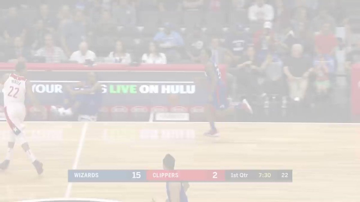 Lou Williams puts up 35 plus the game-winner for the @LAClippers! #ItTakesEverything https://t.co/GsQNVZKpq4