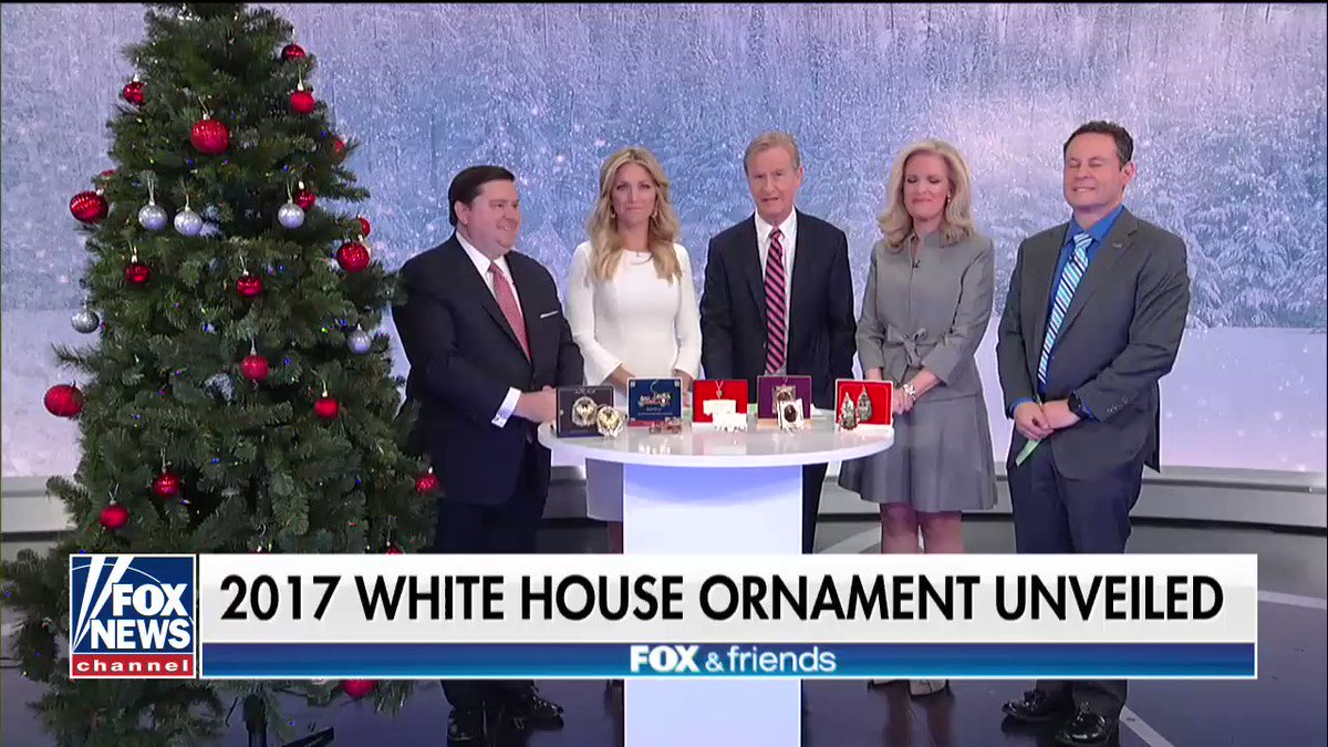 2017 White House Ornament Unveiled https://t.co/wPZFSXeXNf