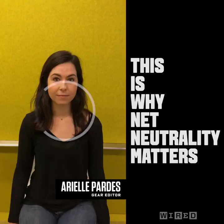 Not sure why #netneutrality matters? Let the @WIRED staff tell you. Don't give up the fight: https://t.co/wjMWABSyqm https://t.co/321ezN2Khg