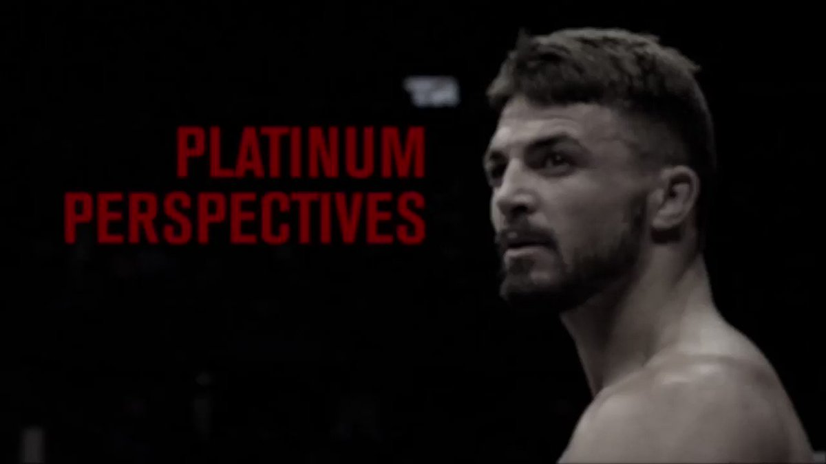 Enter the mind of @PlatinumPerry with these Platinum Perspectives. #UFCWinnipeg https://t.co/TPttE2AOWU