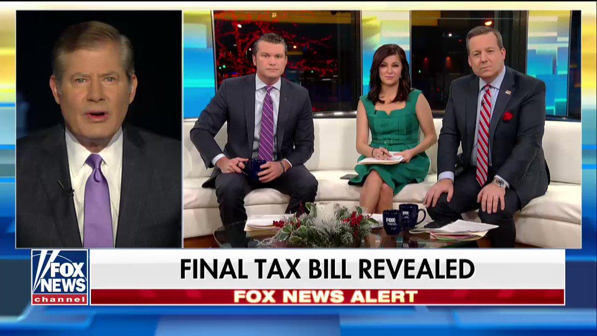 Final Tax Bill Revealed https://t.co/wX18CJHUiU