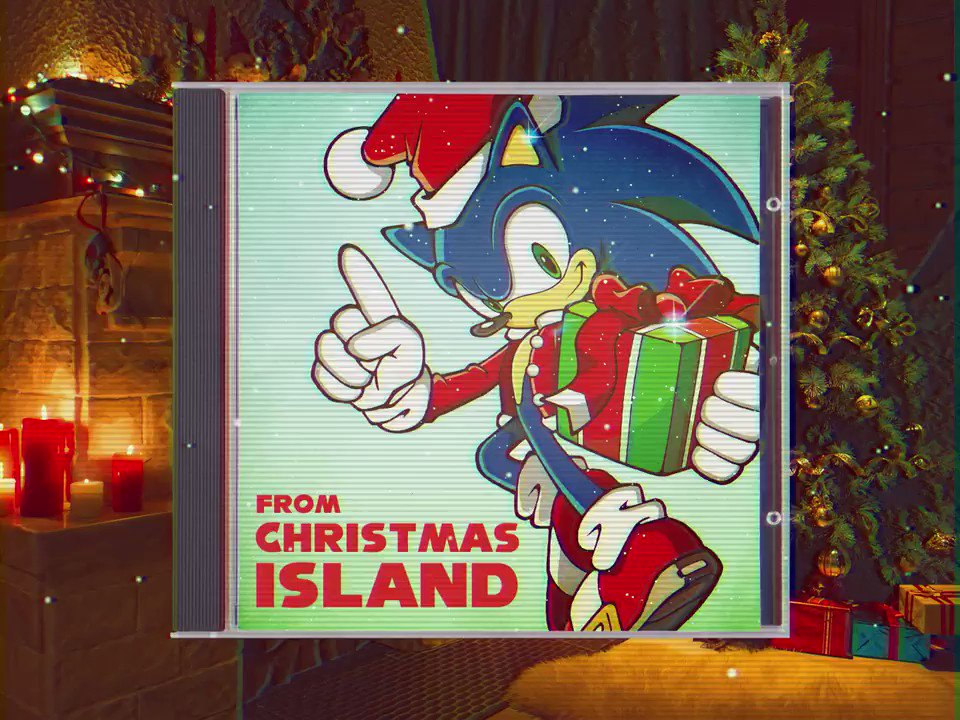 Your favorite Sonic Holiday Hits are back! https://t.co/Hrc59PsZNm