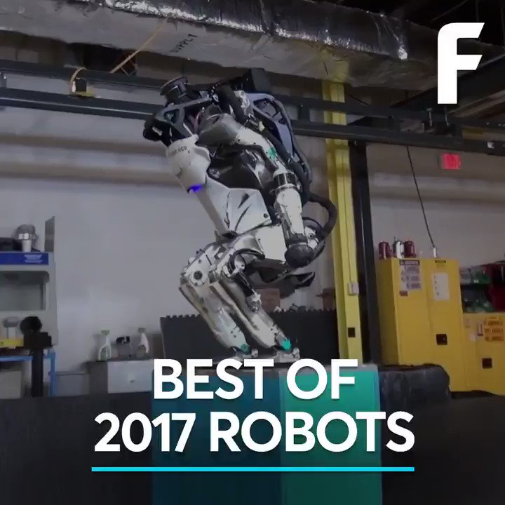 These are some of the best #Robotics and #Automation advancements of 2017. #Robots #RPA #MachineLearning #AI #tech #innovation #futureofwork #IoT #Fintech @rajat_shrimal cc : @MikeQuindazzi @evankirstel @TheMisterFavor @KirkDBorne @guzmand @chboursin  https://t.co/WemkW0BlOd