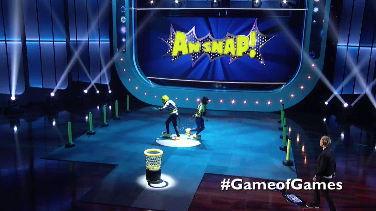2 days left! #GameofGames https://t.co/4LBqRjuNln