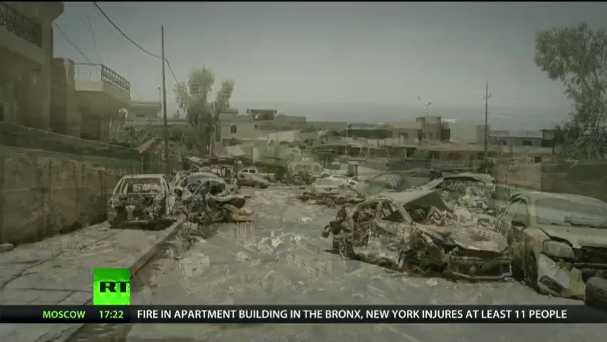 Bitter Victory: Liberation of Mosul from ISIS left city razed to the ground