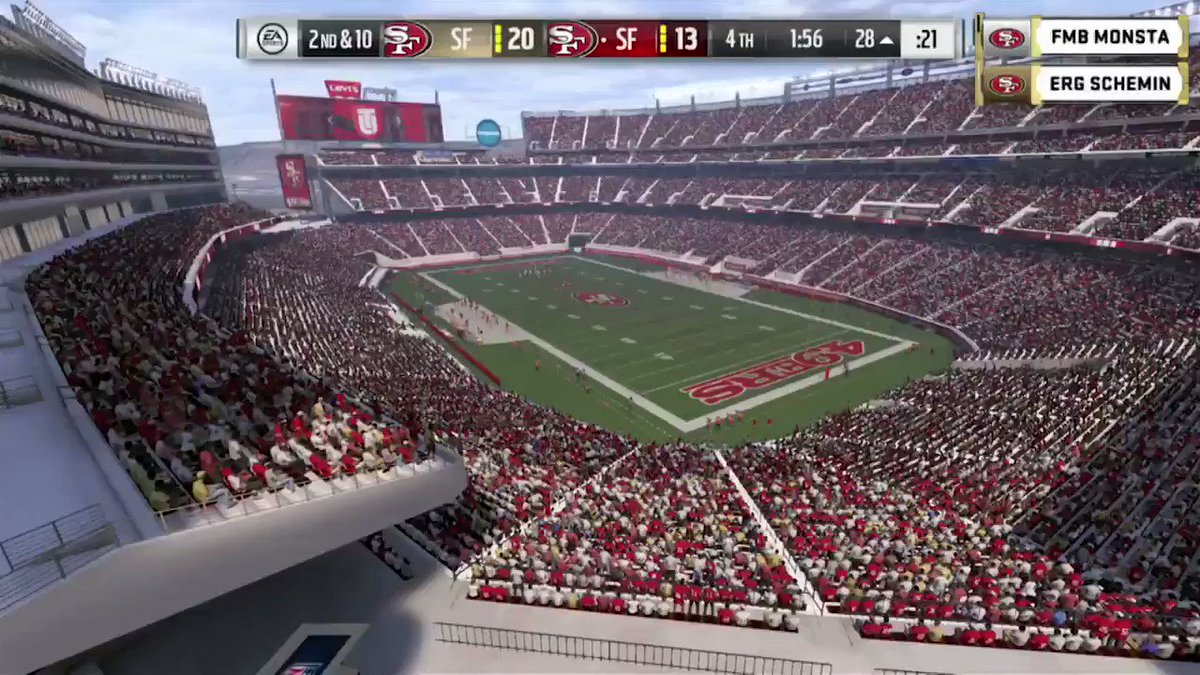 Join us this Sunday at @LevisStadium for a free @EAMaddenNFL event!  Details: https://t.co/CKDldXw4Kf https://t.co/o7gZiMwexG