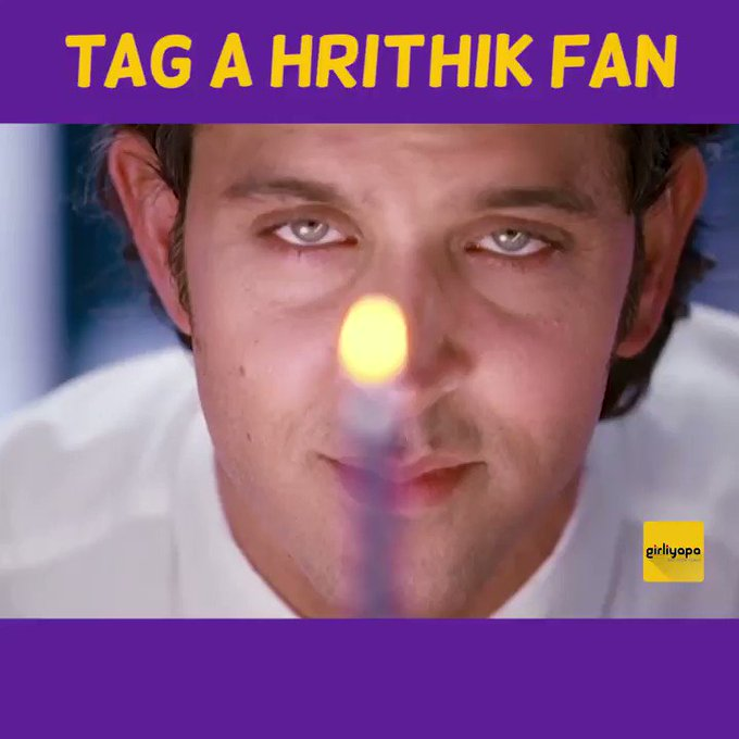 Happy Birthday to you Hrithik Roshan! Lots of love!