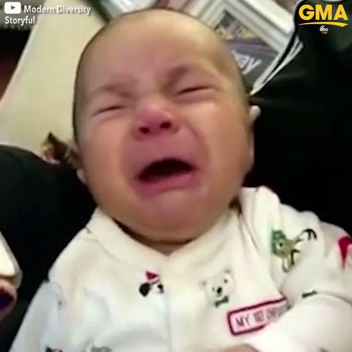"Baby has adorable, emotional reaction when he hears rendition of Elvis Presley's ""Love Me Tender'. https://t.co/laDpBIiDu5"