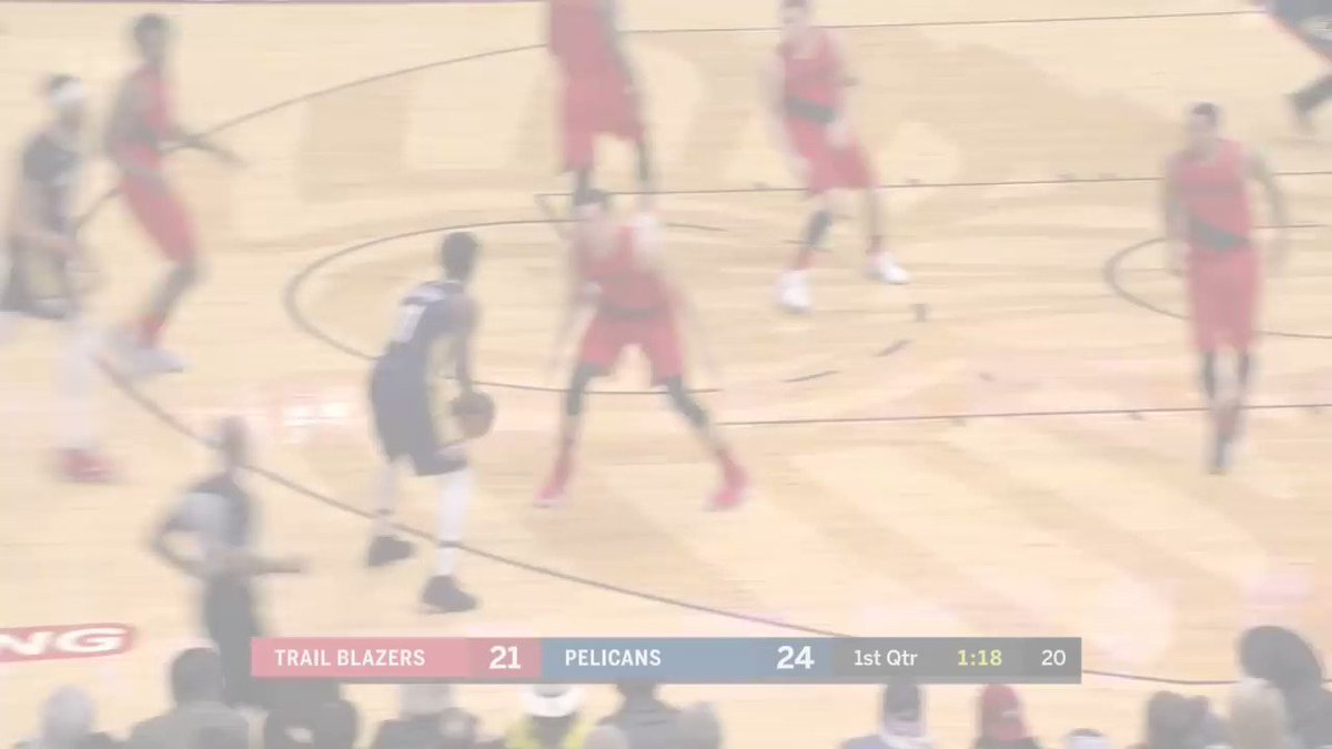 Anthony Davis puts up 36 points & 9 boards to lead the @PelicansNBA at home! #DoItBig https://t.co/DHm689kM7j