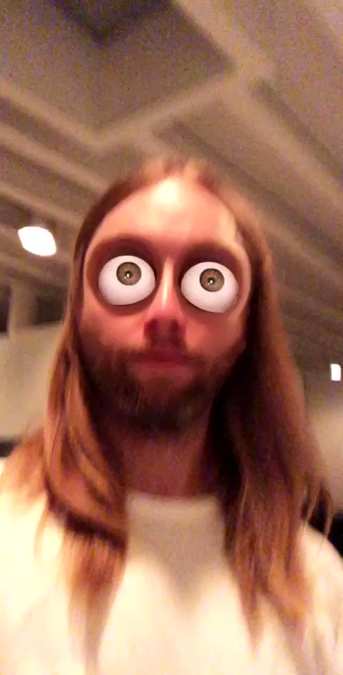 A message from our axeman @JAMESBVALENTINE. Watch our new video today on @Spotify https://t.co/W9FxcwdZ03 https://t.co/x0OcDARdXs