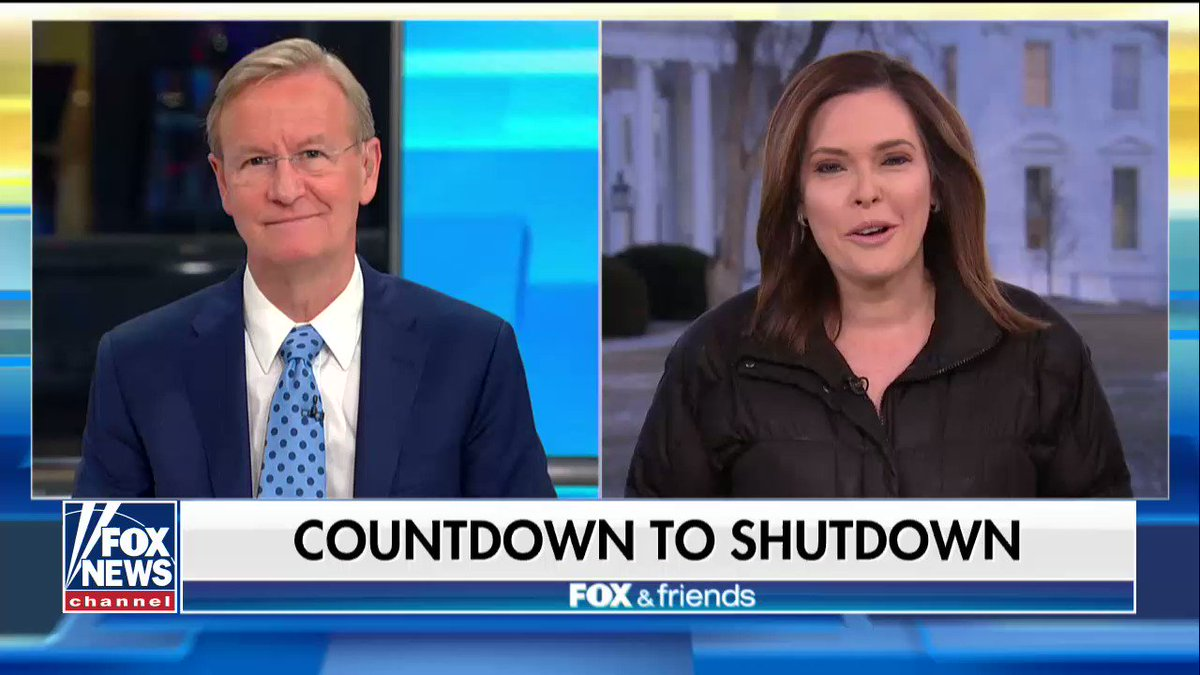 .@mercedesschlapp on @foxandfriends: 'I don't think the government is going to shut down.' https://t.co/QIanebwVLv