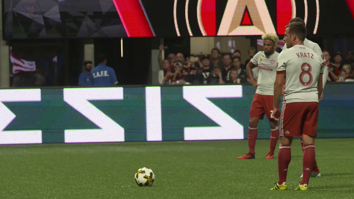 RT @ATLUTD: We hope you have a beauty of a birthday just like this set piece.  Happy 31st, @KevinKratz8! https://t.co/4DQl9AECKw