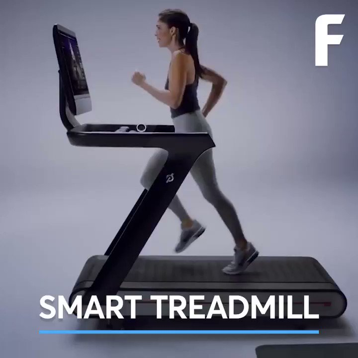 Your next fitness class could be led from your treadmill. https://t.co/OTlibX5N7C