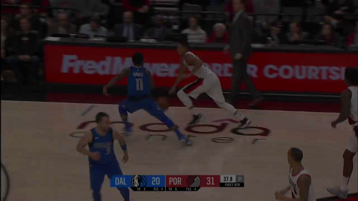 The BEST CROSSOVERS around the Association from Week 14's action! https://t.co/zT2TYlGnft