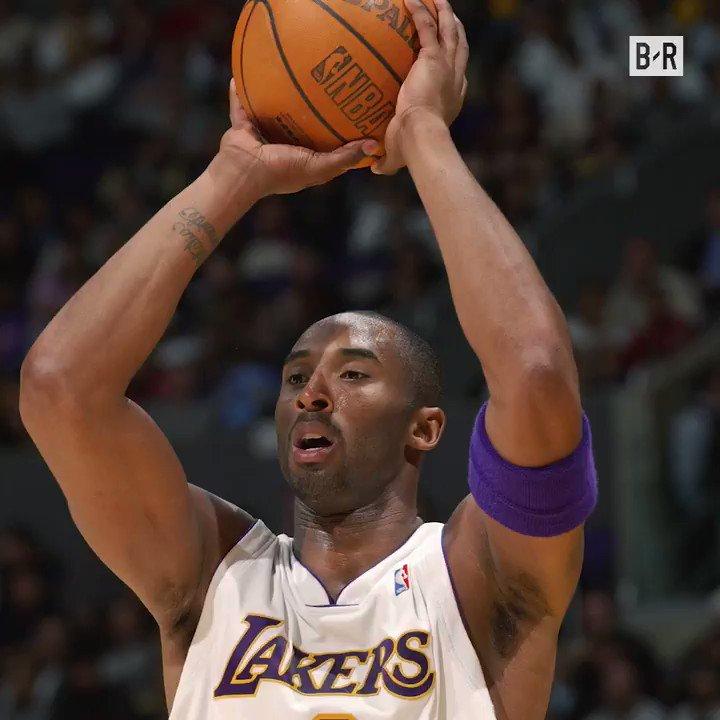 12 years ago today  Kobe dropp Raptors