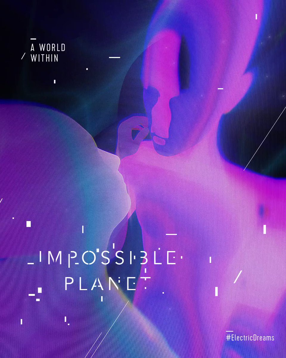RT @PKDAmazon: The galaxy is waiting to be explored. #ImpossiblePlanet #ElectricDreams https://t.co/GMETLOI0yb