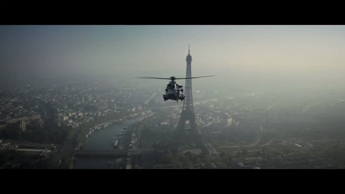 Here it is - the first trailer for #MissionImpossible Fallout https://t.co/q2x1ug92bl