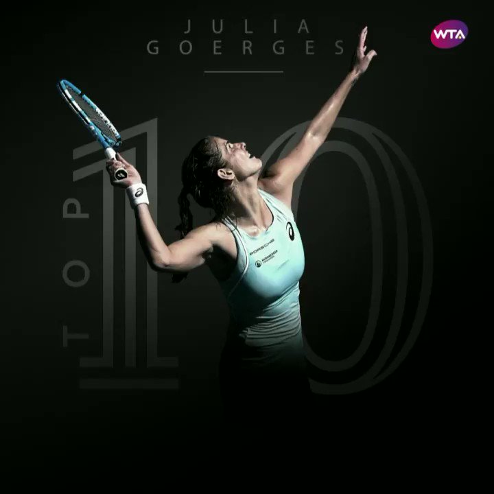 Welcome to the Top ��, @juliagoerges! https://t.co/duI7JoFRtN