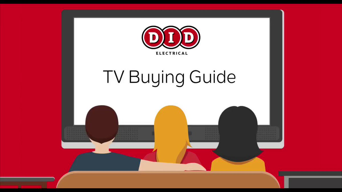 With our big screen savings in full swing, here's the top 3 features to look out for when buying a new TV! 🤗 https://t.co/v7Bn7jkcz7