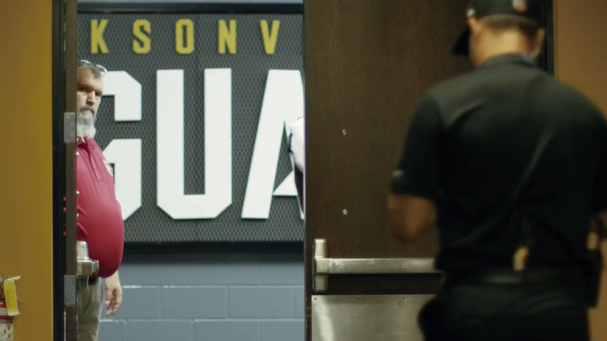 A new look coming April 2018.  #DUUUVAL https://t.co/KkHoYxZvy3