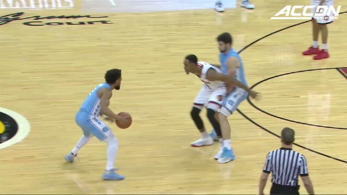 Joel Berry II's night for @UNC_Basketball: 2⃣3⃣ points 8⃣ rebounds 5⃣ assists 1⃣ block https://t.co/Si2rlYZAyq