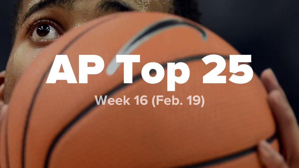 AP POLL ALERT: @UVAMensHoops strengthens hold on No. 1 in men's AP Top 25 over @MSU_Basketball; @DukeMBB jumps 7 spots to No. 5. Full poll: https://t.co/JpL7clxCyP https://t.co/4lQDfDYNbn