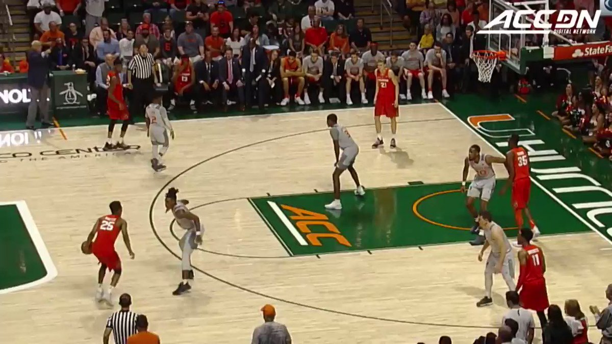 Tyus Battle has become a real ironman for @Cuse_MBB. 💪💪 https://t.co/Swa9pwvaZ9
