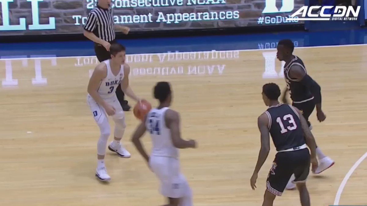 Grayson Allen (28 PTS) was 🔥 for @DukeMBB in tonight's victory. https://t.co/IRFQT4zGL9