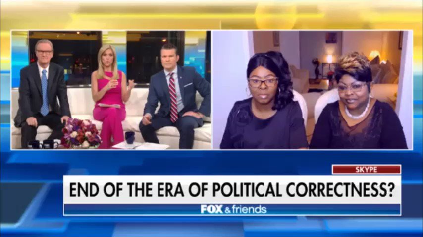 """Too much sugar makes you sick!"" -@DiamondandSilk take on PC culture and ""sugar-coating"" issues https://t.co/36UTzzwoVO"