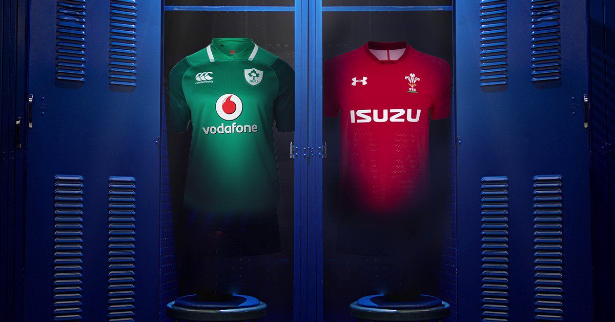 Send them back to the valleys!  #6Nations #LiveTheJersey #LSSBootRoom #IREvWAL https://t.co/QFzXJvKBYW