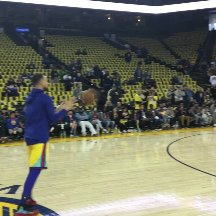 Steph range.  He had 44 PTS in his last game!  #NBAonABC https://t.co/0KbWOmICJp