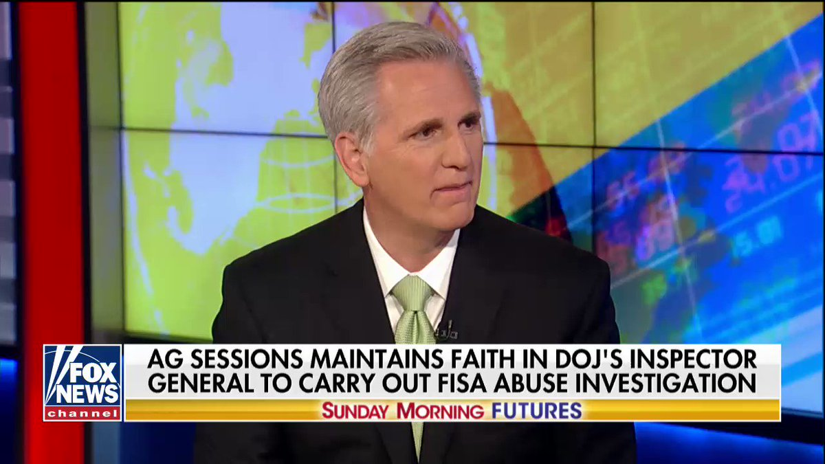 .@GOPLeader: 'Christopher Steele says he knew that the @DNC and @HillaryClinton were paying for it.'   https://t.co/7xLelpPprO