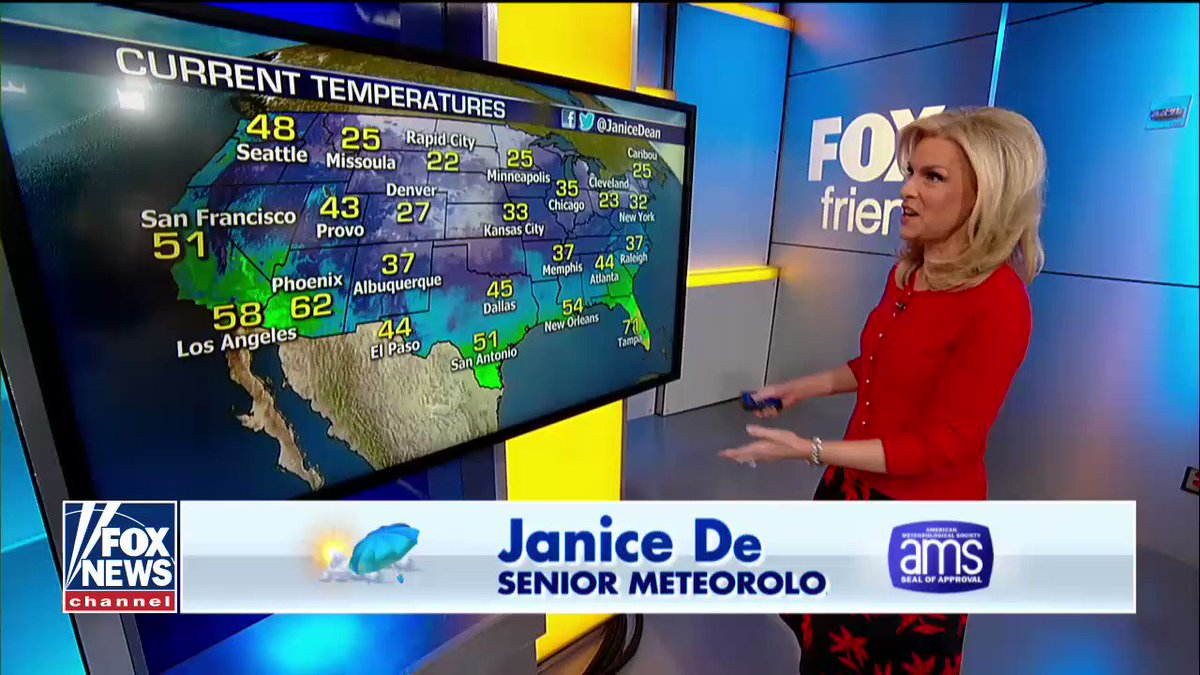 .@JaniceDean gives an update on the weather on @foxandfriends https://t.co/oiaQ1WQ3Vk