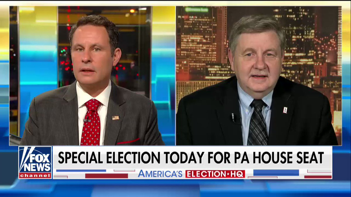 .@Saccone4PA18 on special election for Pennsylvania House seat on @foxandfriends https://t.co/8cdJz16pUD https://t.co/toj1nRWLko