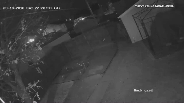 Surveillance video captures brazen home invasion carried out by three in Milwaukee: https://t.co/lL4izdjYSP https://t.co/CnrRmc9iAT