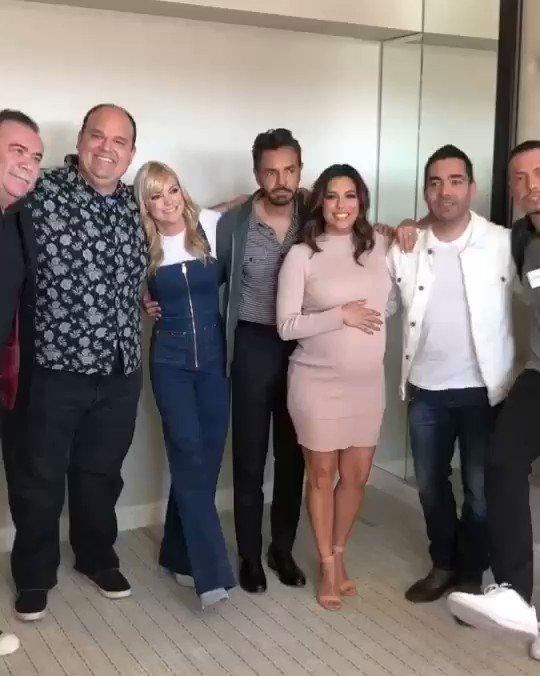 RT @PantelionFilms: Que linda sorpresa le dio el cast de@OverboardMoviea@EvaLongoria. Feliz cumpleaños Eva! ???????? https://t.co/LC1DNEd4N7