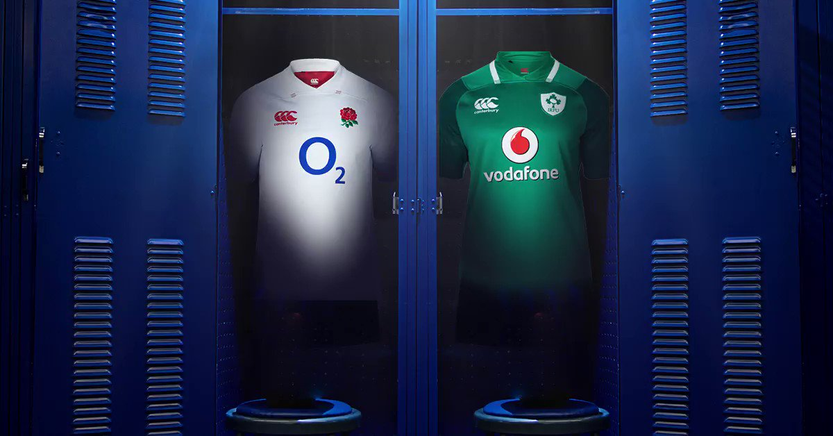 IT'S ALMOST TIME 👊 #ENGvIRE 6 WEEKS. 6 COUNTRIES. ONLY 1 GAME THAT MATTERS!  #LiveTheJersey #6Nations #LSSBootRoom https://t.co/nrXCtFuH7t