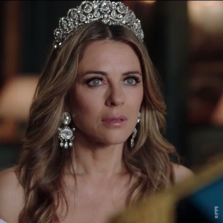 Don't worry Queen Helena, you can watch last night's TheRoyals online now.
