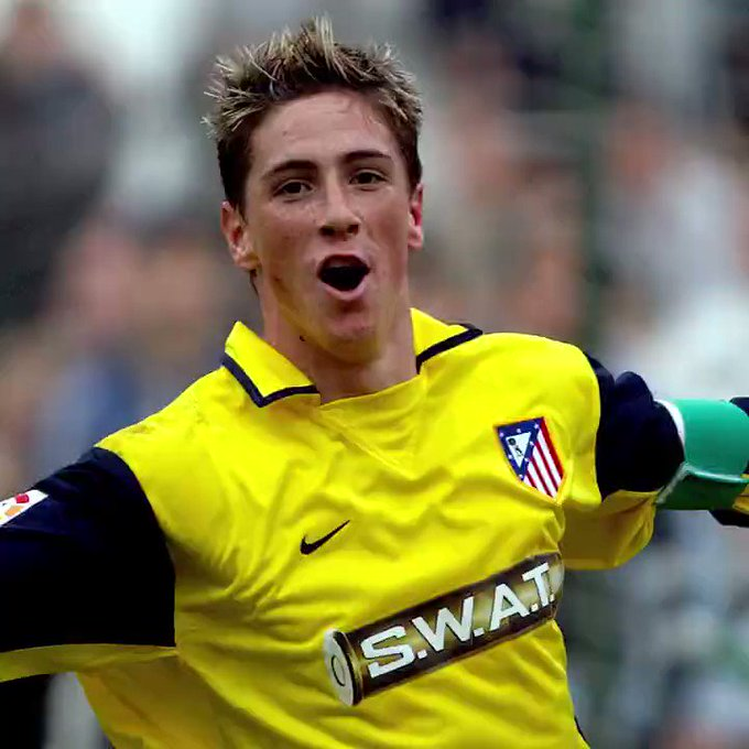 Couldn\t go the whole day without wishing this man a happy birthday!  Fernando Torres 34 today!